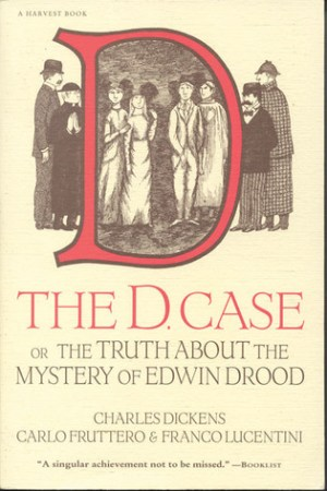 Reading books The D. Case or The Truth About The Mystery Of Edwin Drood