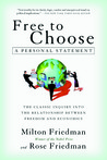 Download Free to Choose: A Personal Statement