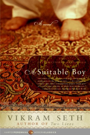 Reading books A Suitable Boy (A Suitable Boy, #1)