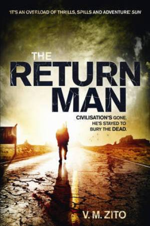 Reading books Return Man