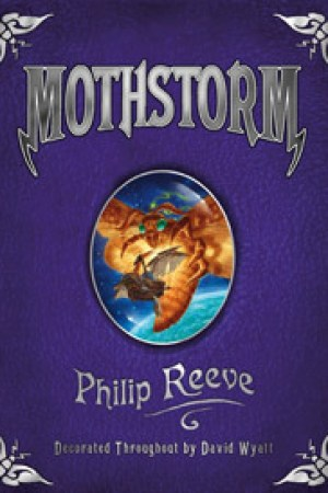 read online Mothstorm (Larklight, #3)