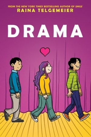 Reading books Drama