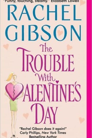 Reading books The Trouble With Valentine's Day (Chinooks Hockey Team, #3)