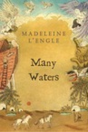 read online Many Waters (A Wrinkle in Time Quintet, #4)
