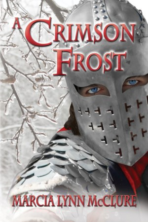 Reading books A Crimson Frost
