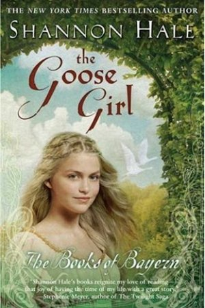 Reading books The Goose Girl (The Books of Bayern, #1)
