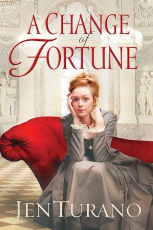 Reading books A Change of Fortune (Ladies of Distinction, #1)