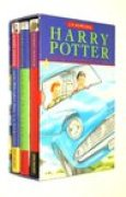 Download The Harry Potter trilogy (Harry Potter, #1-3) books