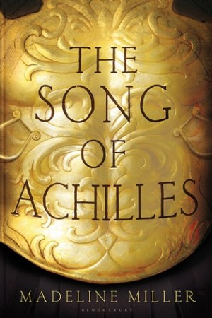 Reading books The Song of Achilles