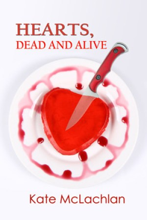Reading books Hearts, Dead and Alive