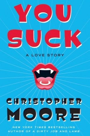 Reading books You Suck (A Love Story, #2)