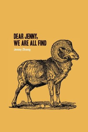 Reading books Dear Jenny, We Are All Find
