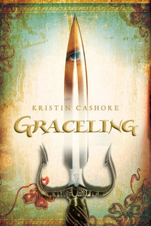 Reading books Graceling (Graceling Realm, #1)