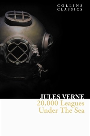 Reading books 20,000 Leagues Under the Sea (Extraordinary Voyages #6)