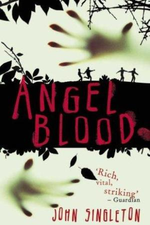Reading books Angel Blood