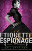 Download Etiquette & Espionage (Finishing School, #1) pdf / epub books