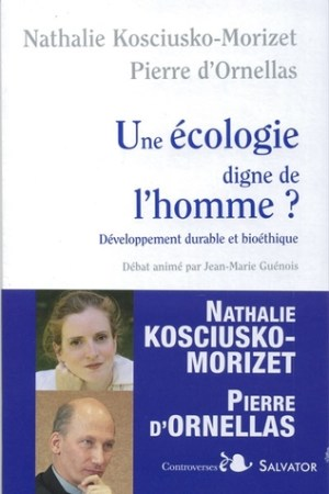 Reading books Une cologie digne de l'homme ?