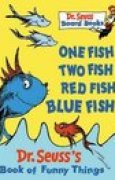 Download One Fish, Two Fish, Red Fish, Blue Fish: Dr. Seuss's Book Of Funny Things books