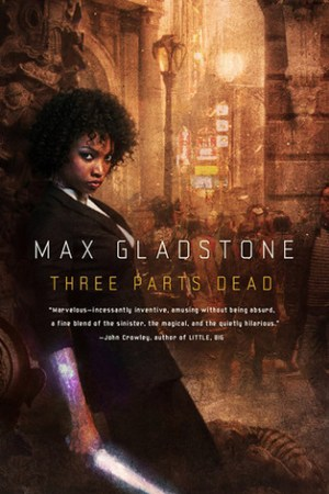 read online Three Parts Dead (Craft Sequence, #1)