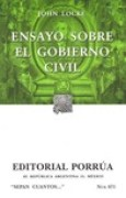 Download Ensayo Sobre el Gobierno Civil (Sepan Cuantos, #671) books