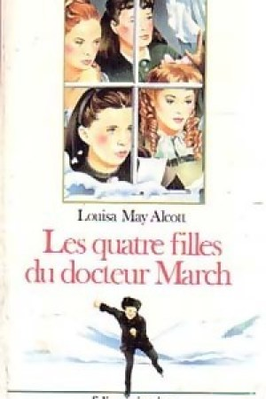 Reading books Les Quatre Filles du docteur March