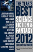 Download The Year's Best Science Fiction & Fantasy, 2012 books