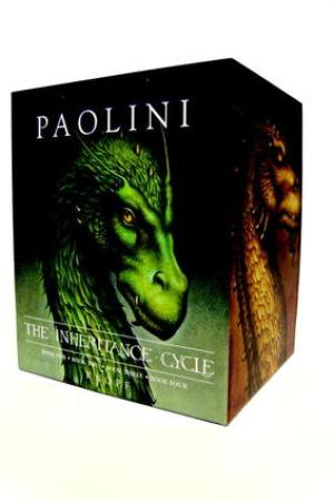 Inheritance Cycle Book Hard Cover Boxed Set Eragon Eldest Brisingr Inheritance The Inheritance Cycle