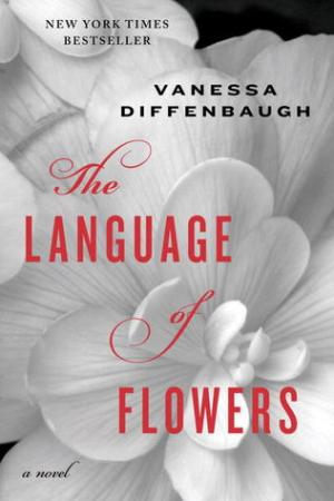 Reading books The Language of Flowers
