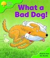 What A Bad Dog! (Oxford Reading Tree: Stage 2: Storybooks)