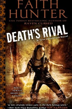 Reading books Death's Rival (Jane Yellowrock, #5)