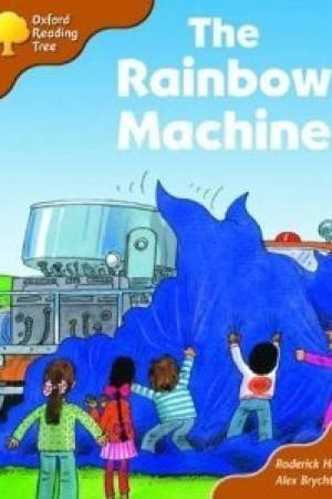 Reading books The Rainbow Machine (Oxford Reading Tree: Stage 8: Storybooks)