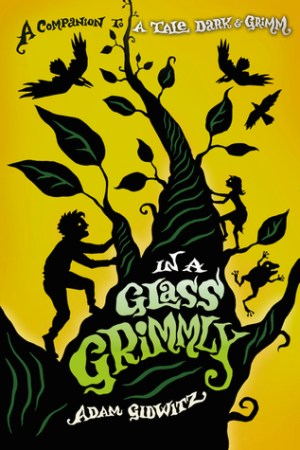 Reading books In a Glass Grimmly (A Tale Dark & Grimm, #2)