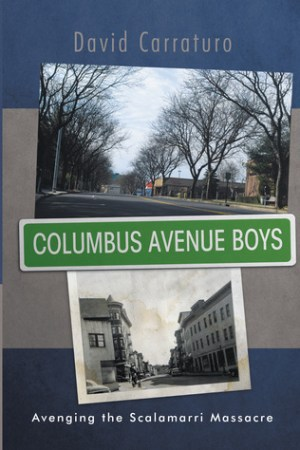 Reading books Columbus Avenue Boys