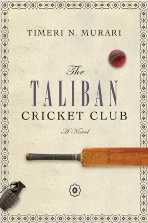 Reading books The Taliban Cricket Club
