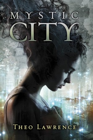 Reading books Mystic City (Mystic City, #1)