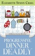 Download Progressive Dinner Deadly (Myrtle Clover Cozy Mysteries #2) books