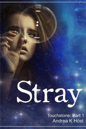 Reading books Stray (Touchstone, #1)