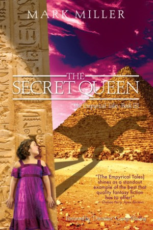 Reading books The Secret Queen (The Empyrical Tales, #3)