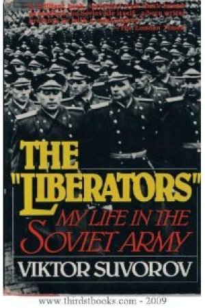 Reading books The Liberators: My Life in the Soviet Army