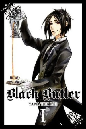 Reading books Black Butler, Vol. 1 (Black Butler, #1)