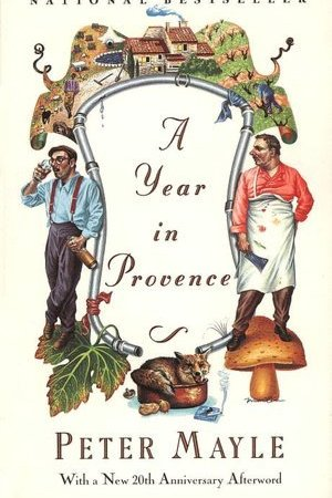 read online A Year in Provence