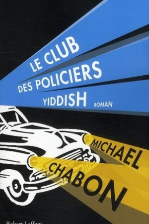 Reading books Le Club des policiers yiddish