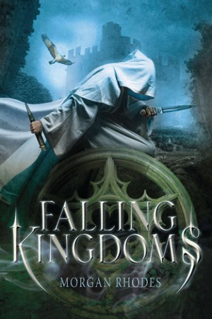 Reading books Falling Kingdoms (Falling Kingdoms, #1)