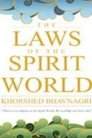 Reading books The Laws of The Spirit World
