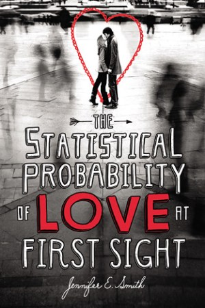 Reading books The Statistical Probability of Love at First Sight