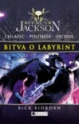 Download Bitva o labyrint (Percy Jackson a Olympan, #4) books