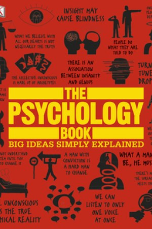Reading books The Psychology Book