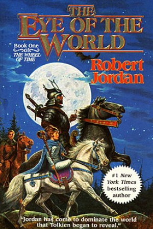 Reading books The Eye of the World (Wheel of Time, #1)