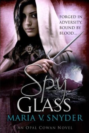 read online Spy Glass (Glass, #3)