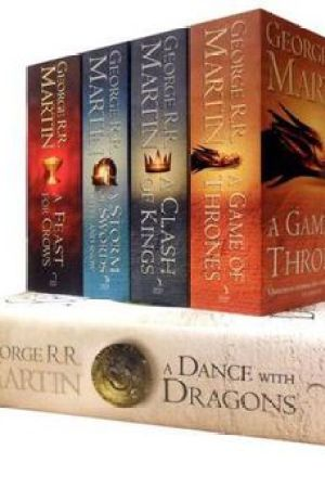 read online A Song of Ice and Fire (A Song of Ice and Fire, #1-5)